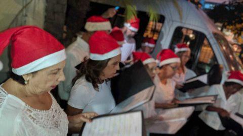 """Coral de Natal """"Arte e Harmonia"""""""